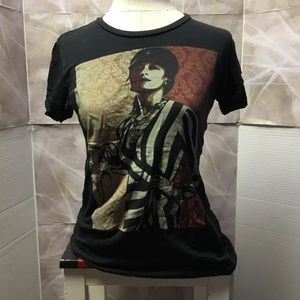 Obey Black Tee Shirt
